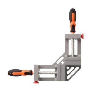 The Best Right Angle Clamp Option: SAND MINE Double Handle Corner Clamp