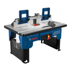 The Best Router Table Options: Bosch RA1141 Portable Benchtop Router Table