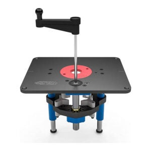The Best Router Table Options: Kreg PRS5000 Precision Router Lift