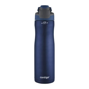 The Best Stainless Steel Water Bottle Option: Contigo Autoseal Chill Stainless Steel Water Bottle