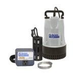 The Best Sump Pump Option: The Basement Watchdog Model BW1050 1/2 HP Sump Pump