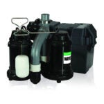 The Best Sump Pump Option: Wayne WSS30VN 1 2 HP and 12-Volt Battery Back Up System