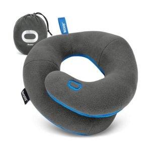 最好的旅行枕选择:Bcozzy Chin配套行程颈部枕头