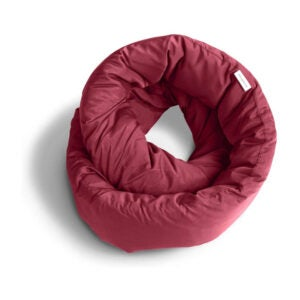 The Best Travel Pillow Option: Huzi Infinity Pillow - Home Travel Soft Neck Scarf