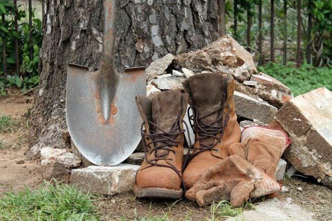 最好的工作靴选择