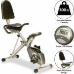 The Best Exercise Bike Option: Exerpeutic 400XL Folding Recumbent Bike