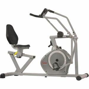 The Best Exercise Bike Option: Sunny Health & Fitness Magnetic Recumbent Bike