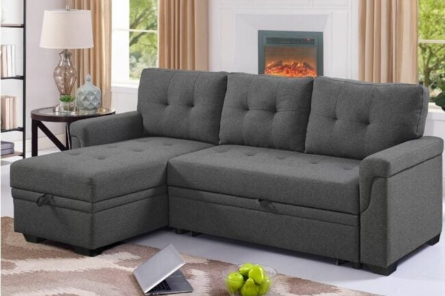 The Best Sleeper Sofa Option