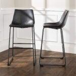 Best Bar Stools选项:Walker Edison Furniture Company 30