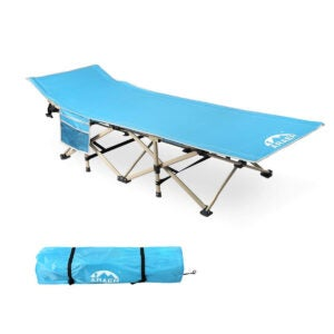 最佳沙滩椅选择:ARAER露营床,450磅(最大负重)