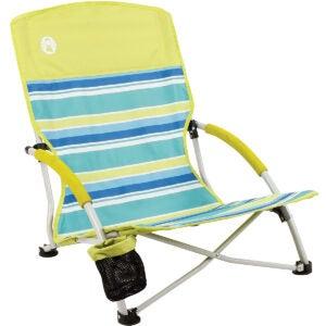 最佳沙滩椅选择:科尔曼露营椅
