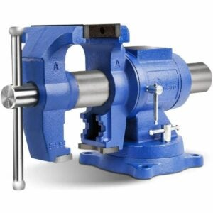 The Best Bench Vise Option: Forward DT08125A 5-Inch Heavy Duty Bench Vise