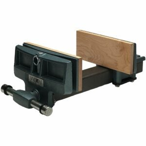 The Best Bench Vise Option: Wilton - 78A, Pivot Jaw Woodworkers Vise (63144)