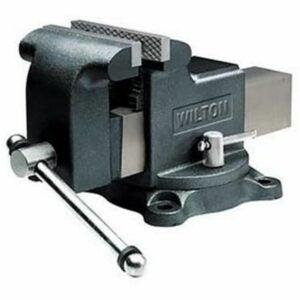 The Best Bench Vise Option: Wilton Model WS8 8-Inch Shop Vise