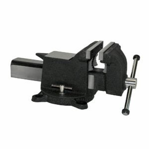 """The Best Bench Vise Option:Yost Vises 908-AS 8"""" Heavy Duty Steel Bench Vise"""