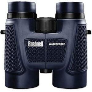 最佳望远镜选择:布什内尔H2O防水防雾屋顶棱镜望远镜