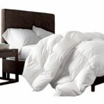 The Best Comforter Option: Luxurious Siberian Goose Down Comforter
