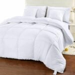 The Best Comforter Option: Utopia Bedding Comforter Duvet Insert