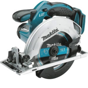 Best Cordless Circular Saw Options: Makita XSS02Z 18V LXT Lithium-Ion