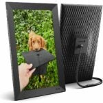 The Best Digital Picture Frame Option: Nixplay Smart Digital Picture Frame 15.6 Inch