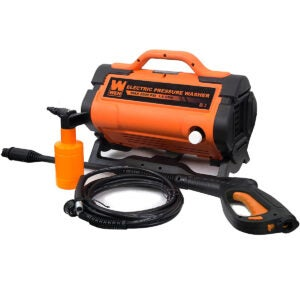 Best Electric Pressure Washer Options: WEN PW19 2000 PSI 1.6 GPM
