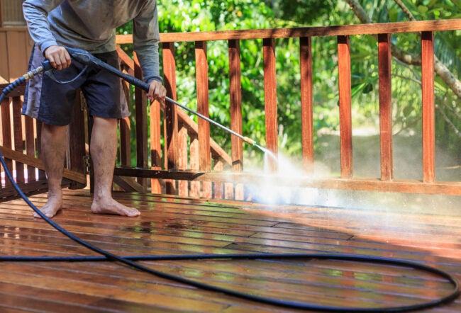 The Best Electric Pressure Washers for Your Cleaning Projects