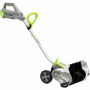 The Best Electric Snow Shovel Option: Earthwise SN74016 40-Volt Cordless Snow Shovel