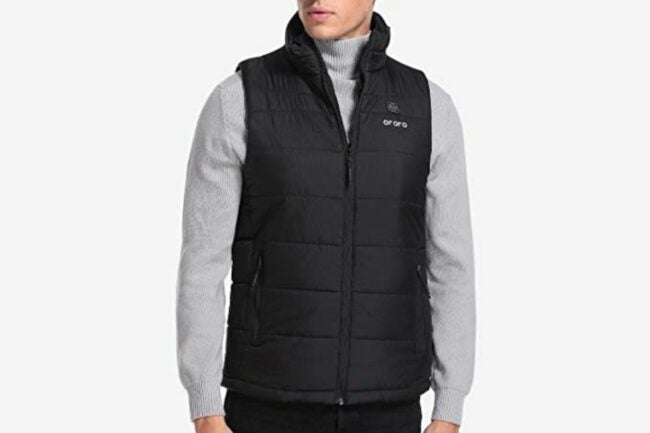 The Best Heated Vest Option