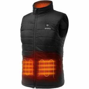 The Best Heated Vest Option: ORORO Men's Lightweight Heated Vest