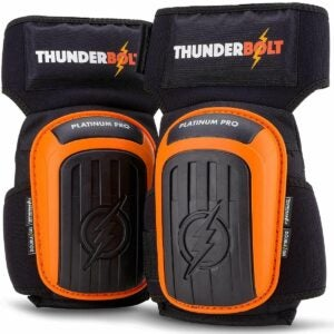 The Best Knee Pads Option: Knee Pads For Work By Thunderbolt