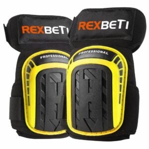 The Best Knee Pads Option: Knee Pads for Work, Gel Knee Pads Tools By Rexbeti