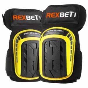 最佳护膝选择:工作护膝,凝胶护膝工具由Rexbeti