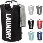 Best Laundry Basket Options: DOKEHOM 82L Large Laundry Basket