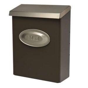Best Locking Mailbox Options: Gibraltar Mailboxes Designer Locking