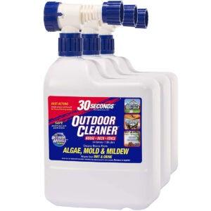 最佳脱模选项:30秒清洁剂6430S 3PA 64盎司软管端喷雾器
