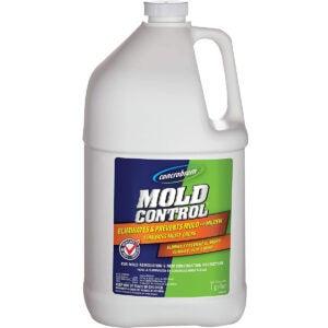 最佳除模剂选择:Concrobium模具控制家用清洁剂,1加仑