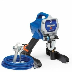 The Best Paint Sprayer For Cabinets Option: Graco Magnum X5 Stand Airless Paint Sprayer
