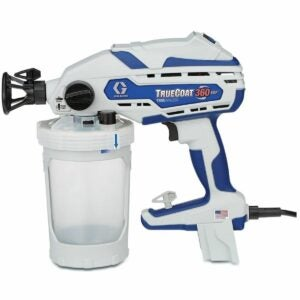 Graco TrueCoat 360 Handheld Paint Sprayer