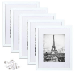Best Picture Frames Options: upsimples 11x14 Picture Frame Set