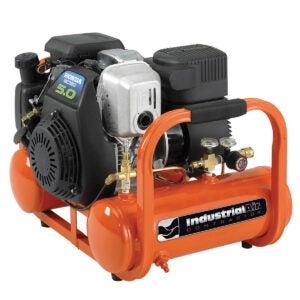 Best Portable Air Compressor Options: Industrial Air Contractor 4 Gallon Portable Pontoon Air Compressor