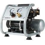 Best Portable Air Compressor Options: Metabo HPT Air Compressor, Ultra-Quiet 59 dB