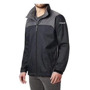 最好的雨夹克选项:哥伦比亚男士Glennaker湖雨夹克