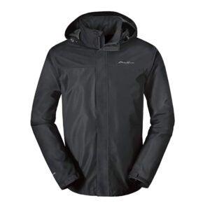 最好的雨夹克选项:Eddie Bauer男士Rainfoil Packetable夹克