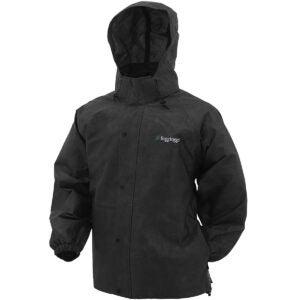 最好的雨夹克选项:Frogg Toggs UniSex-Adult Pro Action防水防雨夹克