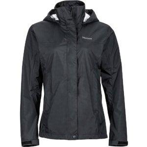 最好的雨夹克选项:土拨鼠女装沉淀轻质防水防雨夹克
