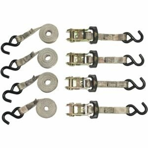 The Best Ratchet Straps Option: RPS Outdoors Ratchet Tie Down Straps