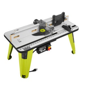 The Best Router Table Options: Ryobi Universal Router Table