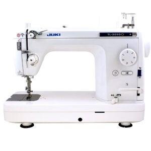 Best Sewing Machine Options: Juki TL-2010Q 1-Needle, Lockstitch, Portable Sewing Machine