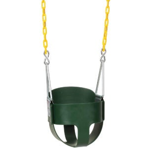 Best Tree Swing Options: Eastern Jungle Gym Heavy-Duty High Back
