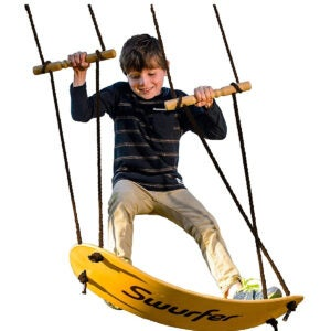 Best Tree Swing Options: Swurfer - the Original Stand Up Surfing Swing